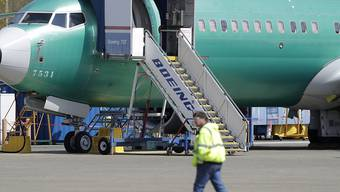 Mitten in der Krise um die Flugzeugreihe 737-Max hat der Boeing-Konzern am Dienstag den Chef der Passagierflugzeugsparte ausgewechselt. (Archivbild)