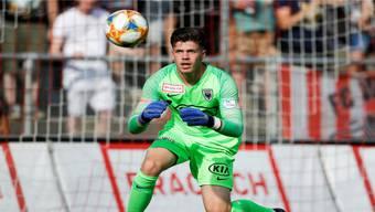 Nicholas Ammeter ist nun bis Ende Saison 2021/22 an den FCA gebunden