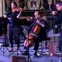Beim Abendkonzert in Andermatt spielen «Rämschfädra» auf. Das Quartett besteht aus Sonja Füchslin (Klavier und Violine), Patrizia Pacozzi (Violine und Viola), Severin Suter (Violoncello) und Livia Bergamin (Flöte).