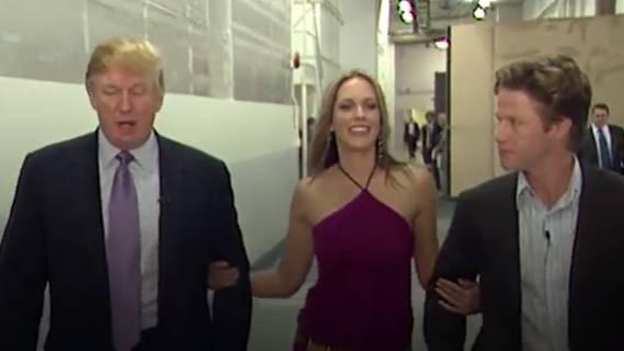 Video von Donald Trump mit vulgären Äusserungen