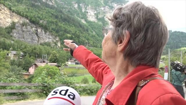 Die Flucht nach der Explosion - eine Augenzeugin berichtet