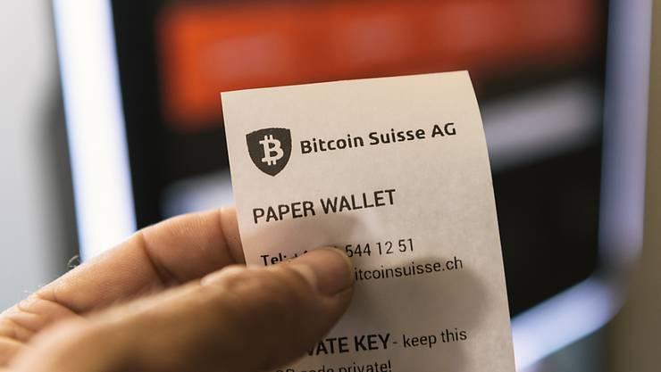 Zermatt akzeptiert nach Zug als weitere Gemeinde die Bezahlung von Steuern und Gebühren mit Bitcoin. (Archivbild)
