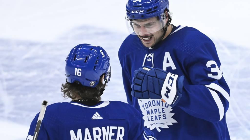 Erstes Playoff-Duell zwischen Toronto und Montreal seit 1979