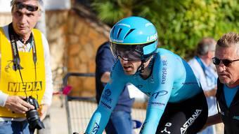 Am letzten Tag noch den Gesamtsieg erobert: Der Spanier Ion Izagirre gewann die Baskenland-Rundfahrt