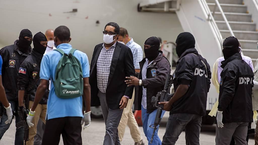 Berüchtigter haitianischer Paramilitär aus USA abgeschoben