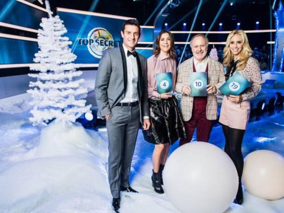 """Roman Kilchsperger moderierte bei SRF auch die Sendung """"Top Secret"""" - diese wurde inzwischen abgesetzt."""
