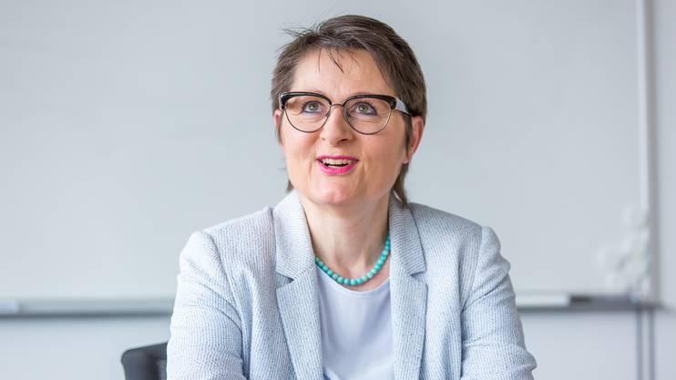 Franziska Roth, Regierungsrätin.
