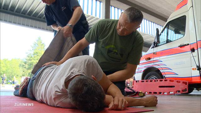 Sanitäter wehren sich gegen Nothelferkurs-Abschaffung