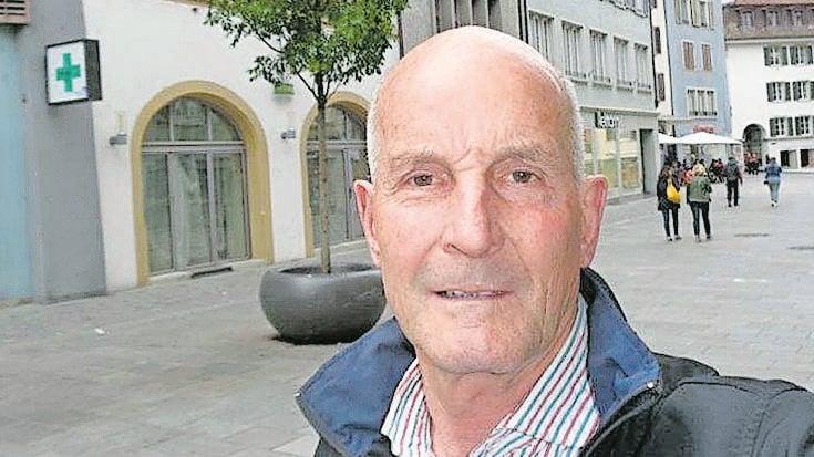Der 65-jährige ist mehrmals für eine Kandidatur angefragt worden, bis er sich dazu entschied.