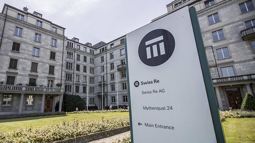 Der Rückversicherungskonzern Swiss Re holt sich japanische Investoren beim Geschäft mit Lebensversicherungsbeständen an Bord. (Archivbild)