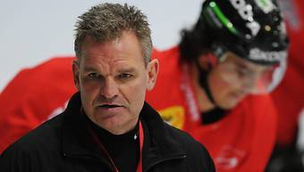 Missglückter Turnierauftakt für Trainer Sean Simpson und sein Team.