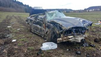 Unfall Ammerswil Hendschiken