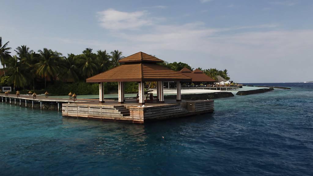 Touristen dürfen bald wieder auf die Malediven