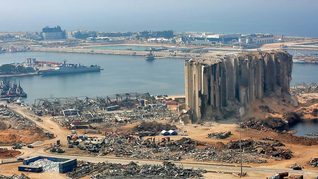 UN dringen auf Aufklärung der Explosion in Beirut