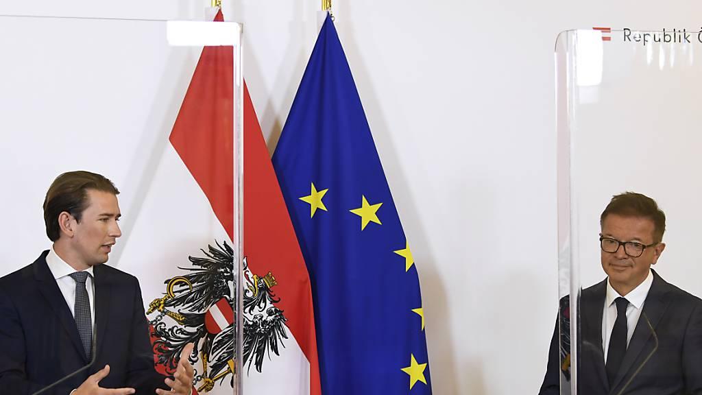 Österreich startet «Corona-Ampel» - Fallzahlen «zu früh zu hoch»