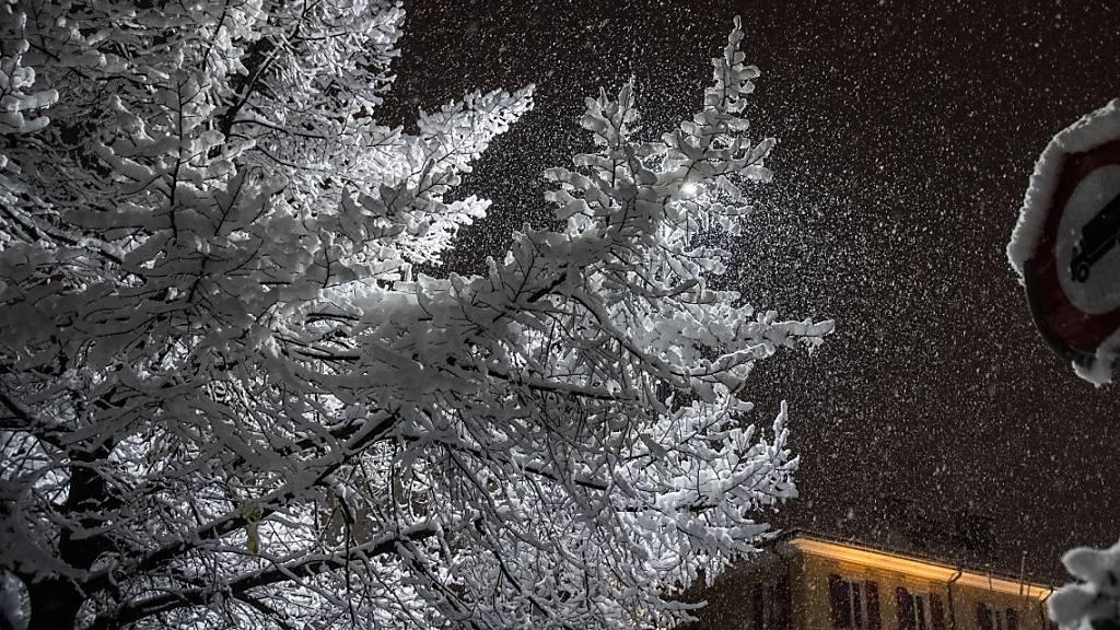 -30 Grad: An vielen Orten kälteste Nacht des bisherigen Winters