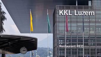 Beim KKL Luzern soll ein neues Haus entstehen (Archiv)