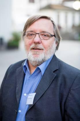 Roland Haldimann, Oberentfelden Präsident EDU Aargau, Geschäftsführer