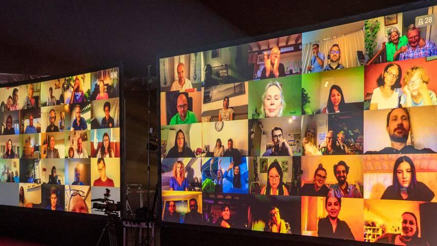Cisco Webex: Applaus für die digitale Nähe