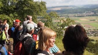 Impressionen der Wanderung von Bad Zurzach nach Klingnau
