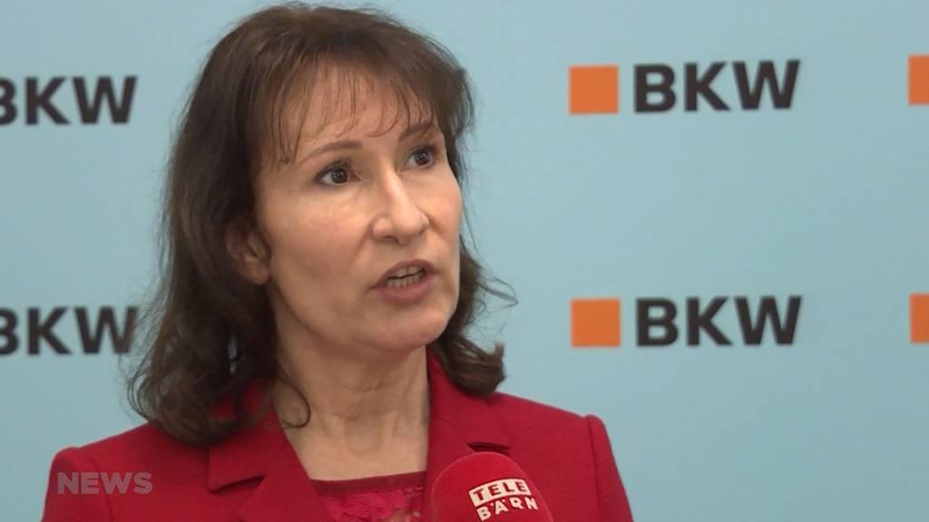 BKW zieht Bilanz aus Vorjahr