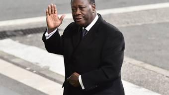 Gute Nachricht für Gefangene in der Elfenbeinküste: Präsident Alassane Ouattara begnadigt zum Jahresauftakt tausende Häftlinge. (Archiv)