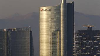 Der Unicredit-Turm in Mailand (Archivbild).