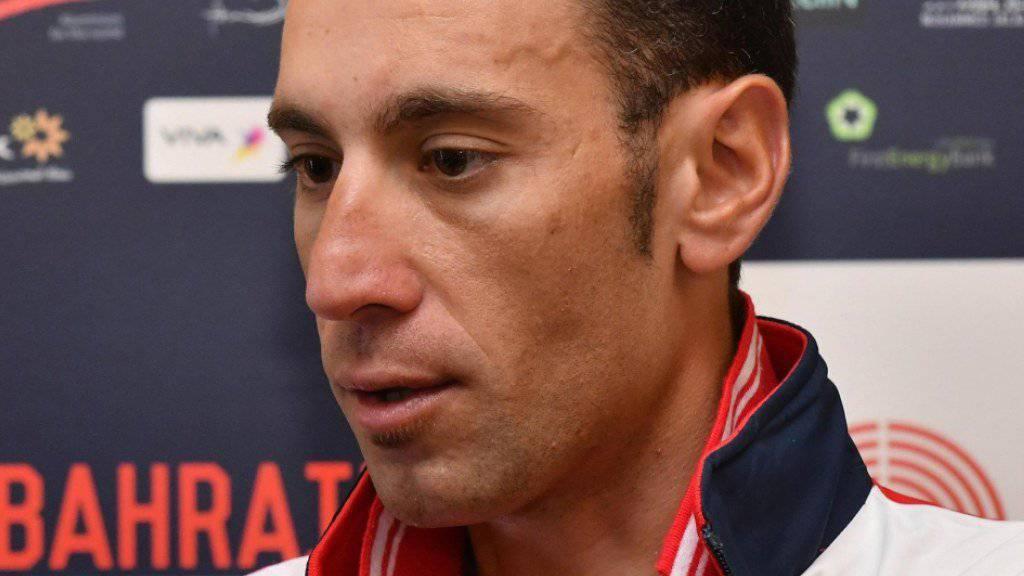 Gilt auch in diesem Jahr als Favorit beim Giro: Vorjahressieger Vincenzo Nibali