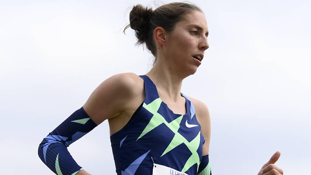 Fabienne Schlumpf distanziert Nicola Spirig um 36 Sekunden