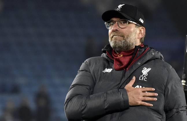 Liverpool zweifelt dank Klopp nicht mehr.