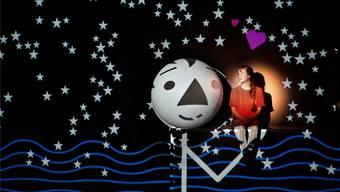 «Animeo & Humania» erzählt die Liebesgeschichte eines Menschen und einer Animation.