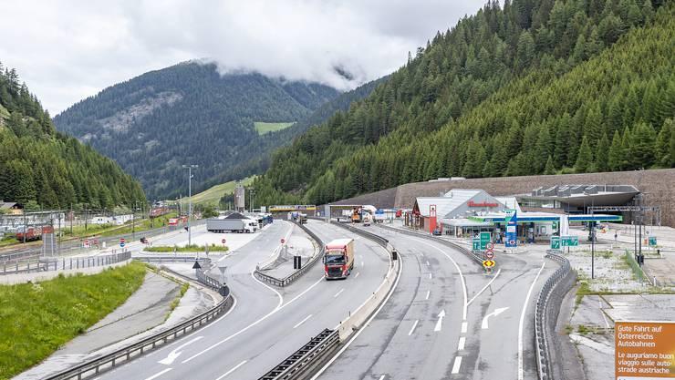 Der europäische Güterverkehr rollt zusehends über den Brenner – zum Unmut österreichischer Umweltschützer.