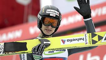 Platz 12 in der Quali in Bad Mitterndorf für Gregor Deschwanden.