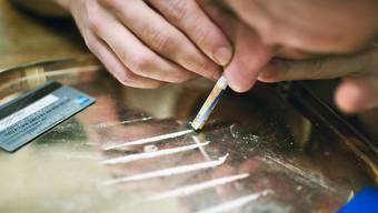 Fabio bestreitet seinen hohen Kokain-Konsum – während eines Jahres wöchentlich etwa zwei Gramm – nicht.