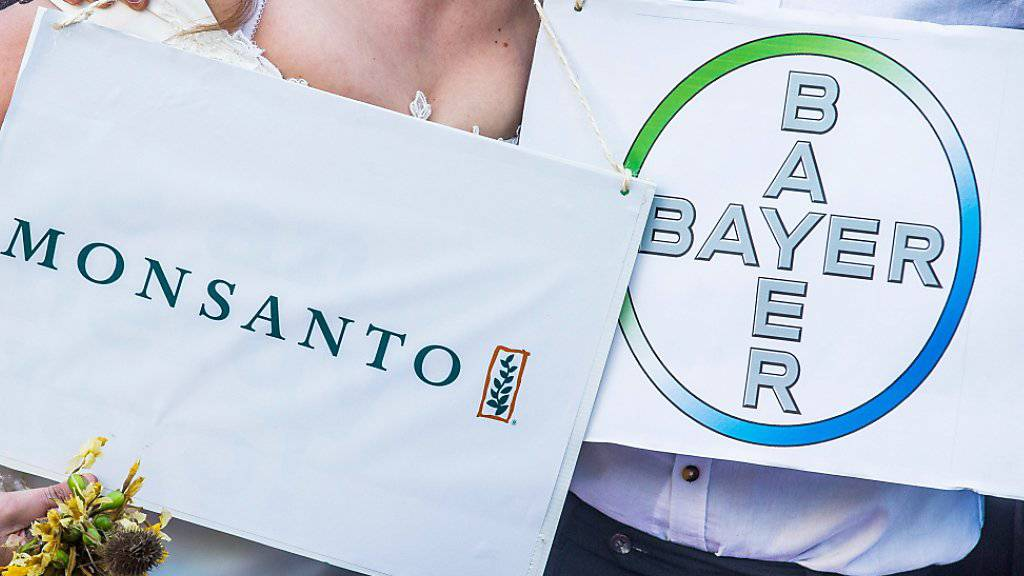 Die Übernahme von Monsanto durch Bayer ist in trockenen Tüchern (Archivbild).
