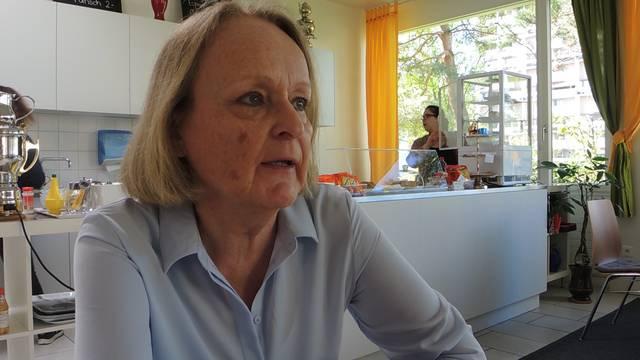 Im Interview: Doris Suter, Präsidentin des Vereins Quartiertreff Cafébar, über das Quartier und seinen Treffpunkt.