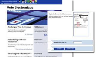 Ein Versuch von 2010 bis 2012 soll klären, wie sicher Online-Abstimmungen sind.