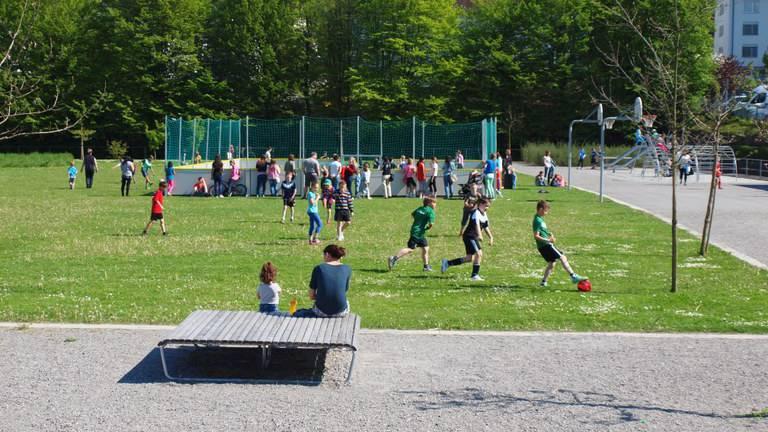 Ebikon fehlt Geld für Schmiedhofpark