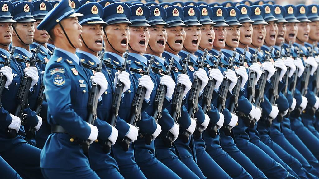 Jahrestag der Niederschlagung der Tiananmen-Proteste