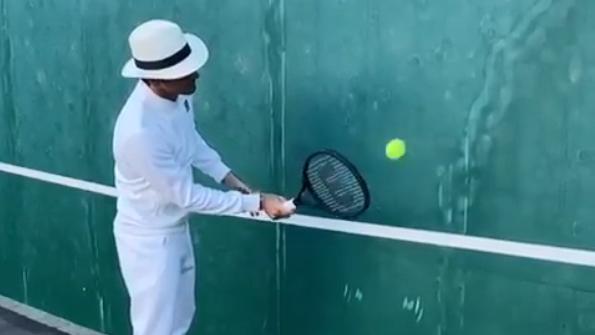 Roger Federer startet neue Challenge