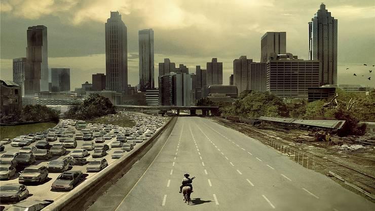 Nicht wegen Coca-Cola und CNN, sondern dank Fernsehserien wie «The Walking Dead» erlebt Atlanta derzeit eine Hochkonjunktur. HO