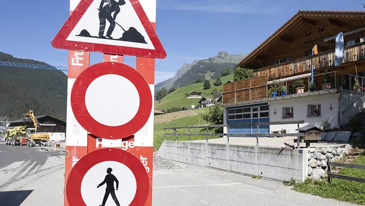 Die Schweizer Bauindustrie legt nicht mehr im gleichen Rahmen zu wie zuletzt. (Symbolbild)
