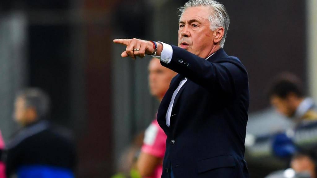 Die Richtung stimmte nicht: Carlo Ancelotti und Napoli verlieren bei Sampdoria