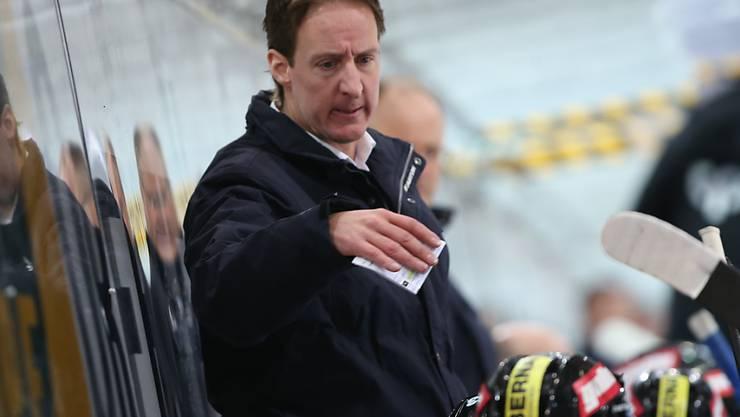 Winterthurs Trainer Michel Zeiter befindet sich mit seinem Team auf Erfolgskurs