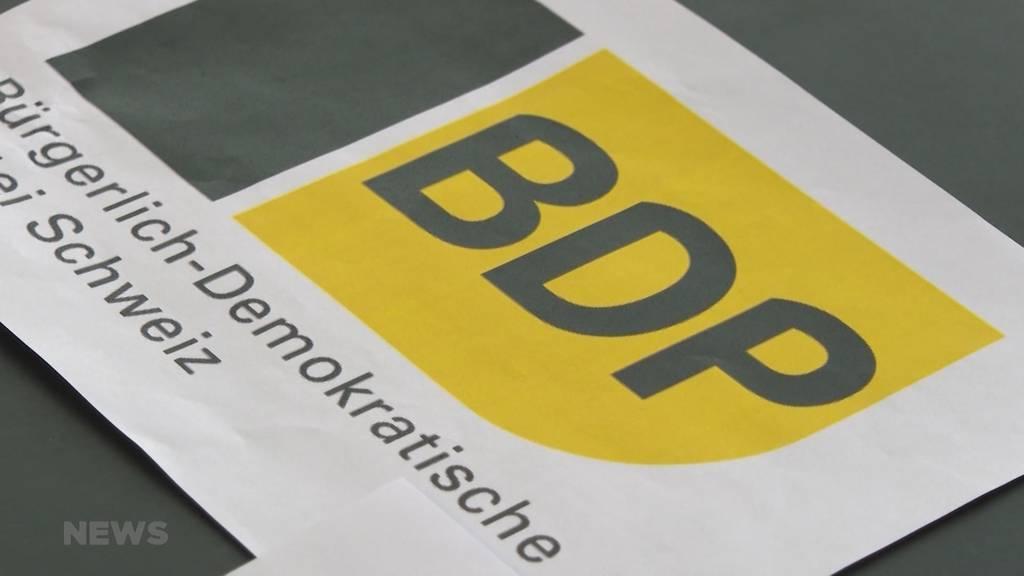 """BDP und CVP sind jetzt auch im Kanton Bern offiziell """"Die Mitte"""""""