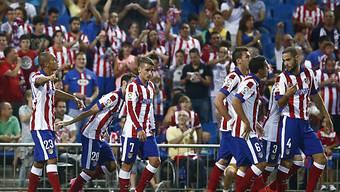 Die Madrilenen von Atletico gegen Eibar mit erstem Saisonsieg