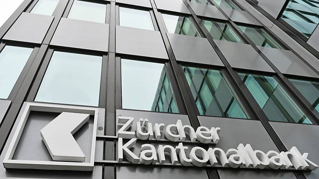 Die Zürcher Kantonalbank hat den Gewinn 2018 um 1 Prozent auf 788 Millionen Franken gesteigert. (Archivbild)