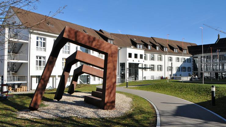 Das Asana-Spital in Leuggern.