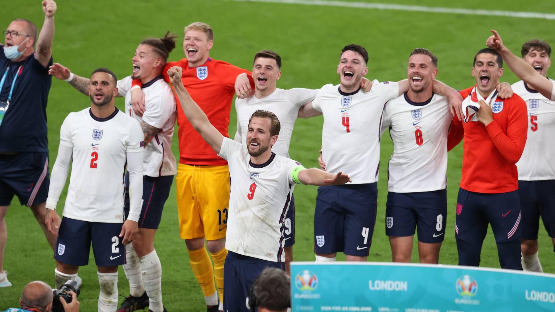 England - Europameisterschaft 2020