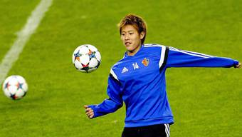 Basels Yoichiro Kakitani denkt über seinen Abgang nach.